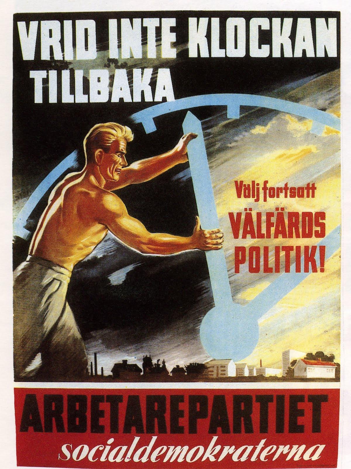 Bildresultat för socialdemokrater på 30 talet