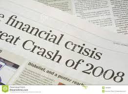 Finanskrisen tidning